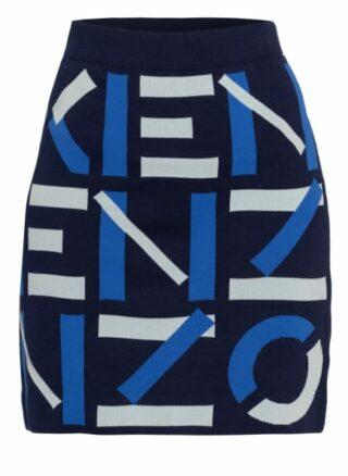 Kenzo Strickrock, Blau