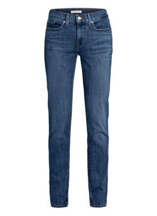 Levis 312 Slim Fit Jeans Damen, Blau