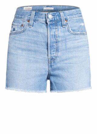 Levi's® Jeans-Shorts, Blau