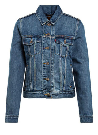 Levi's® Jeansjacke, Blau