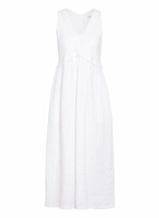 Lilienfels Leinenkleid, Weiß