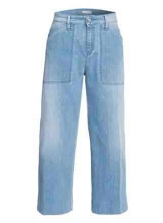 Mac Daydream Jeans-Culotte Air, Blau