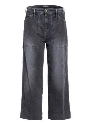 Mac Daydream Jeans-Culotte Air, Grau