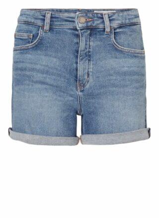 Marc O'Polo DENIM Jeans-Shorts Damen, Blau