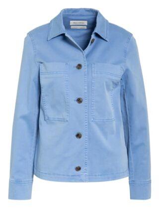 Marc O'polo Jeans-Overshirt, Blau