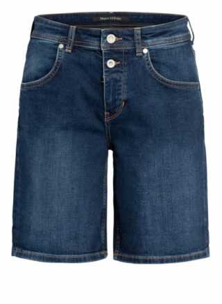 Marc O'Polo Jeans-Shorts Damen, Blau
