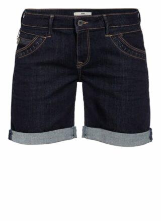 Mavi Jeans-Shorts Uptown Camilla, Blau