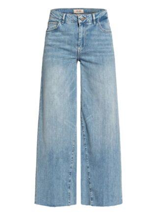Mos Mosh Jeans-Culotte Reem, Blau