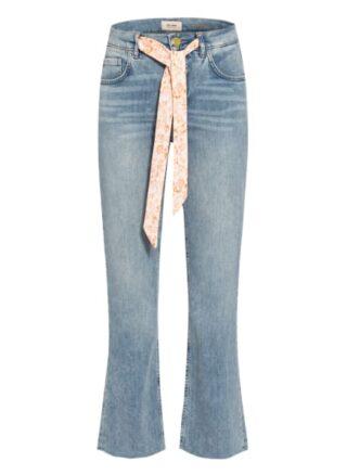 Mos Mosh Jeans-Culotte Simone Swift, Blau