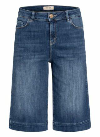 Mos Mosh Jeans-Shorts Zoe, Blau