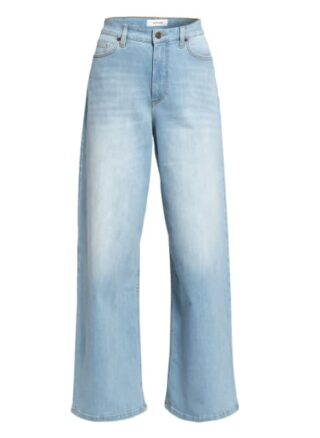 Munthe Flared Jeans Pindo, Blau