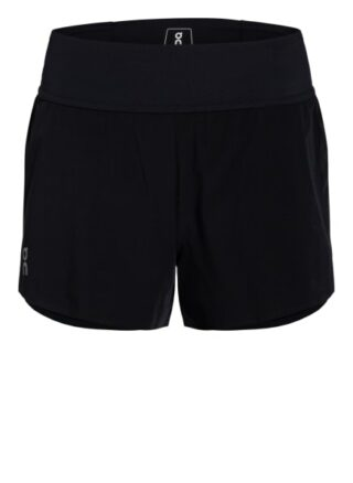 On Shorts Damen, Schwarz