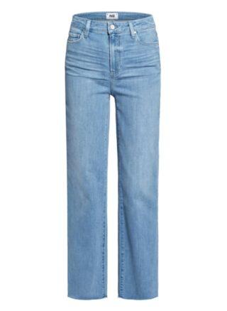 Paige Jeans-Culotte Jama, Blau