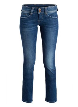 Pepe Jeans Gen Straight Leg Jeans Damen, Blau
