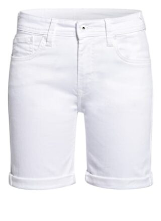 Pepe Jeans Jeans-Shorts Poppy, Weiß