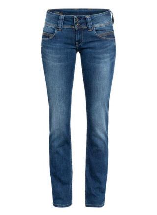 Pepe Jeans Jeans Straight Leg Jeans Damen, Blau