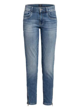 RAFFAELLO ROSSI Nomi Z Slim Fit Jeans Damen, Blau