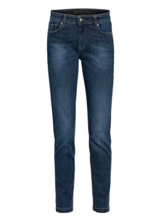 RAFFAELLO ROSSI Vic Slim Fit Jeans Damen, Blau