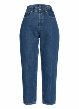 Replay 7/8-Mom Jeans Tyna, Blau
