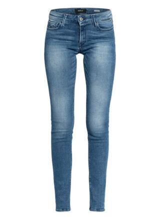Replay New Luz Skinny Jeans Damen, Blau