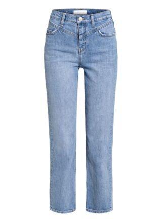 rich&royal Flared Leg Jeans Damen, Blau