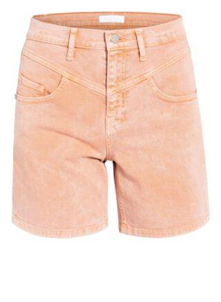 rich&royal Shorts Damen, Orange