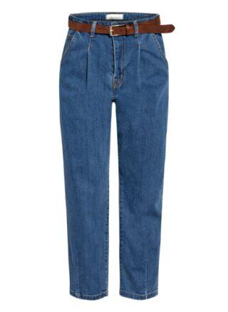 Rinascimento Mom Jeans, Blau