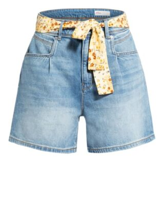 S.Oliver Red Jeans-Shorts, Blau