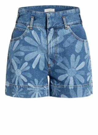 Sandro Jeans-Shorts, Blau