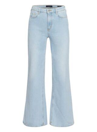 Scotch & Soda Flared Jeans, Blau