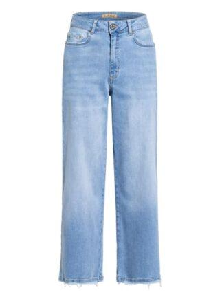 Smith&Soul Jeans-Culotte Damen, Blau