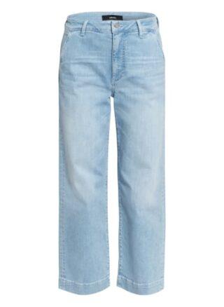 Someday 7/8-Jeans Chenila, Blau