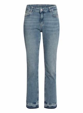 Summum Woman Bootcut Jeans, Blau