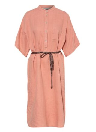 Summum Woman Leinenkleid, Pink