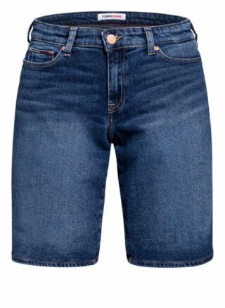 Tommy Jeans Jeans-Shorts Damen, Blau