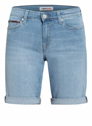 Tommy Jeans Jeans-Shorts, Blau