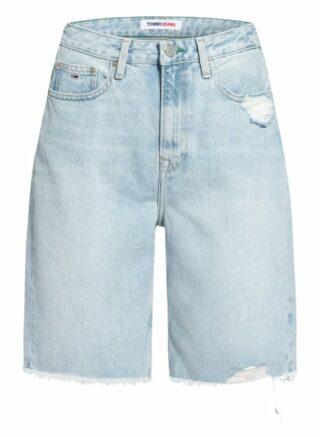 Tommy Jeans Jeans-Shorts Harper, Blau