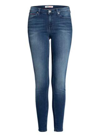 Tommy Jeans Nora Skinny Jeans Damen, Blau