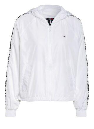 Tommy Jeans Windbreaker, Weiß