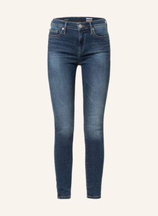 True Religion Halle Skinny Jeans Damen, Blau