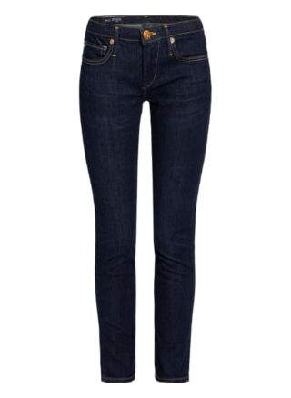 True Religion Cora-Halle Skinny Jeans Damen, Blau