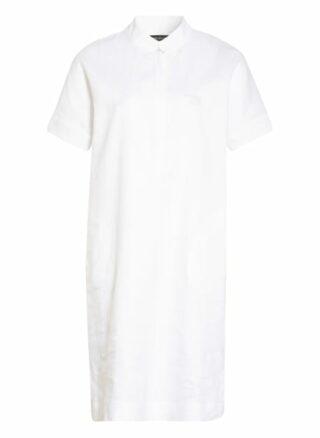 Twenty Six Peers Leinenkleid, Weiß