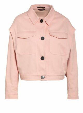 Windsor. Jeansjacke, Pink