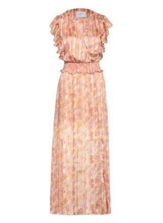 dante6 Kleid Luscious mit Glitzergarn, Pink
