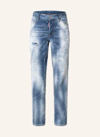 dsquared2 Boyfriend Jeans Boyfriend, Blau