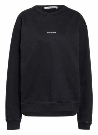 Acne Studios Sweatshirt schwarz