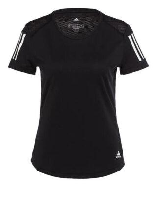 Adidas Laufshirt Own The Run schwarz