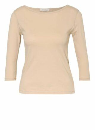 American Vintage Shirt Mit 3/4-Arm braun