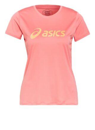 Asics Laufshirt Sakura orange