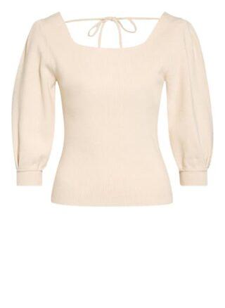 Ba&Sh Pullover Savannah Mit 3/4-Arm beige